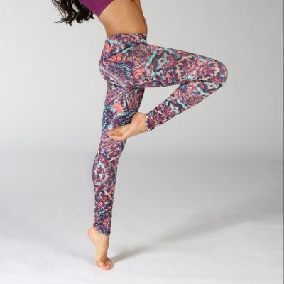 Adult Youth Yoga Pant Multi A006B Y006B